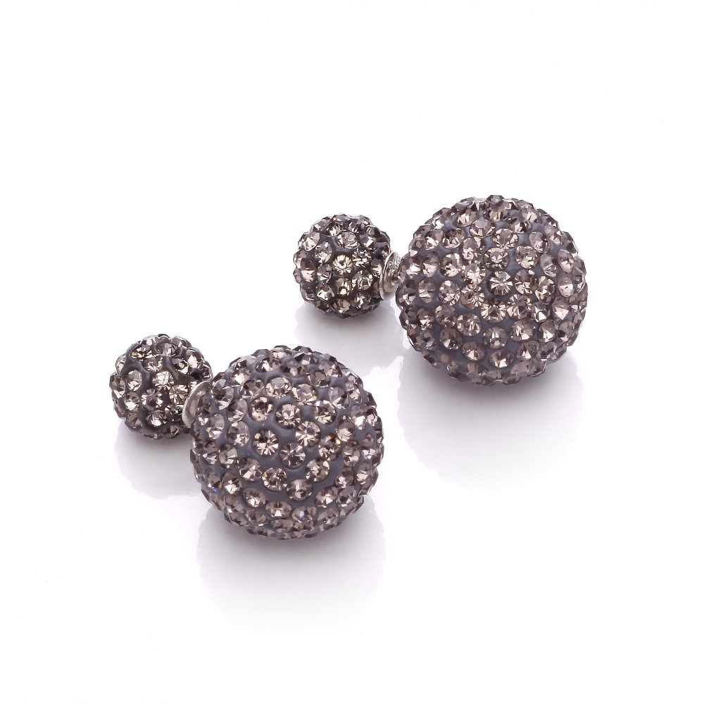 earrings these kate spade to crystal black the jewelry box stud and pin grey ombr adding